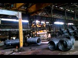 Wire Rod Mill ( Wire Rods Packaging and Loading-Unloading ...