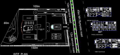 5 Star Hotel DWG Plan for AutoCAD ? Designs CAD