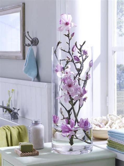 Die Fensterbank Mehr Als Eine Abstellflaeche Fuer Blumen by Bad Deko Zum Selbermachen Blumen Jarr 243 N De Cristal