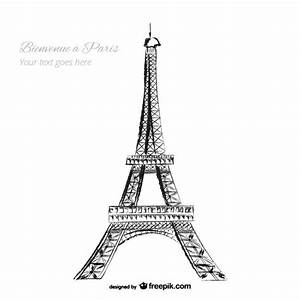 Eiffel tower Vector | Free Download