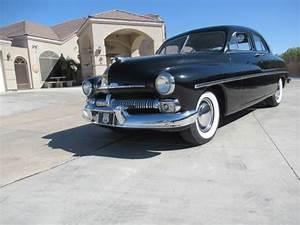 1950 Mercury 4 Door   All Original Flathead V8    3 Speed