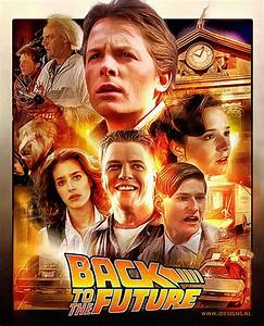back to the future poster - Pesquisa Google | 1980's Film ...