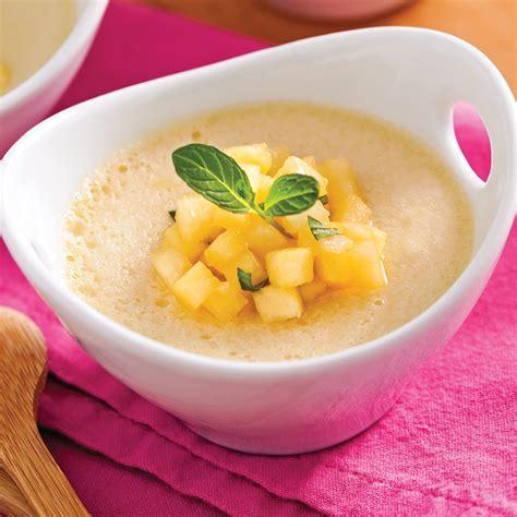 flan 224 la noix de coco et salsa d ananas desserts recettes 5 15 recettes express 5 15