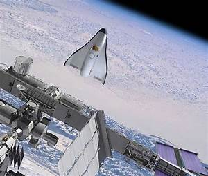 New spaceplane proposed for NASA station crew contract ...