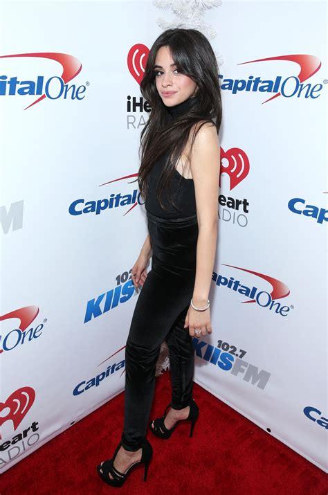 Camila Cabello Kiis Jingle Ball Los