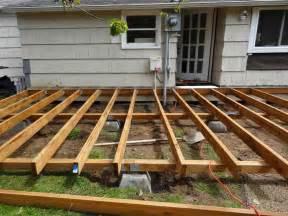 Deck Plans for a 20 X 20 Deck
