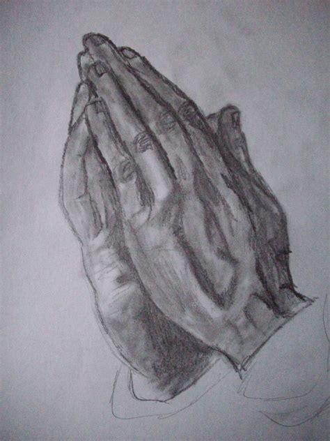 art  kevin diehl praying hands