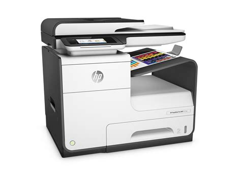 Принтер hp pagewide pro 452dw. HP PageWide Pro 477dw Wireless Multifunction Colour ...