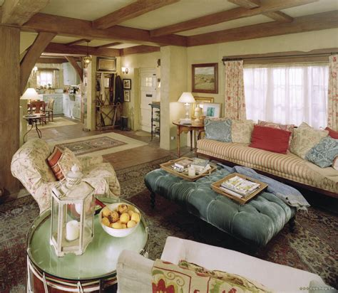 Modern Country Style The Holiday Houses Living Rooms