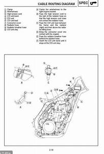 Yz250 Wiring Help    - Tech Help  Race Shop