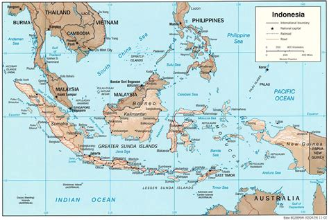 indonesia maps perry castaneda map collection ut