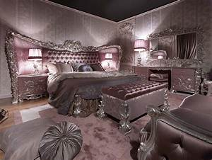 » Carving Silver Italian Style BedroomTop and Best Italian