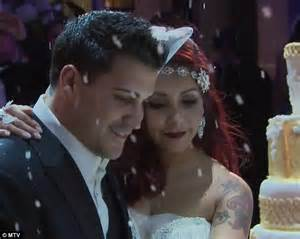 snookis wedding  jionni lavalle airs  mtv show finale