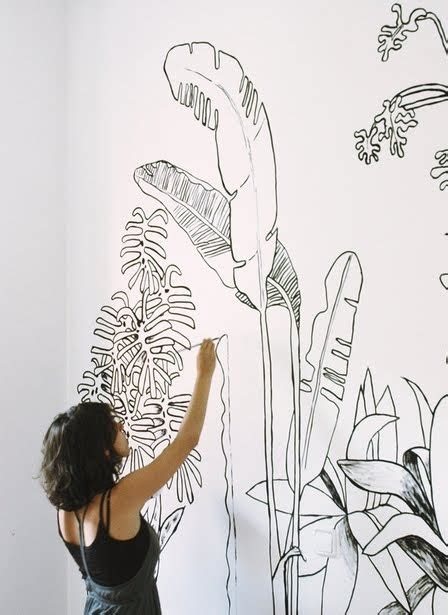 Bedroom Wall Drawings by Make Them What My Husband Likes In The Bedroom