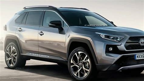 Toyota Rav 4 New by Toyota Will Reveal Its All New Rav4 2019 Toyota Rav4 At