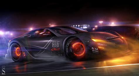 foto auf ihrem desktop mit der staerksten sportwagen lexus