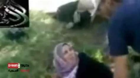 آزار و اذیت زنان سوریه توسط تروریستهای وهابی