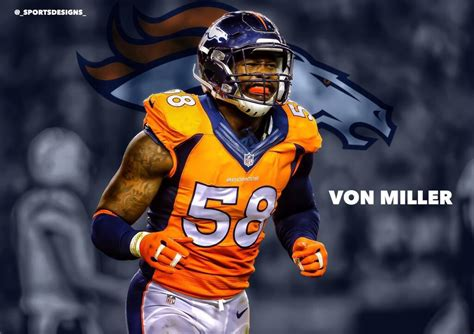 Broncos All-Pro Von Miller is under a criminal investigation
