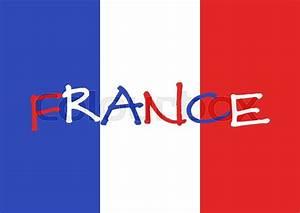 France 2016 Football Poster France Flag Background