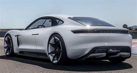 2020 Porsche Taycan by A Closer Look At The 2020 Porsche Taycan Ev
