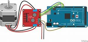 How To Run Stepper Motor With Arduino Using L298n Driver