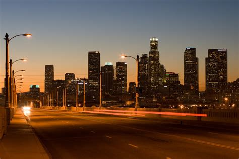 los angeles the city of lights by prymityw on deviantart