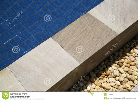 tile with swimming pool edge stock image image 31738801