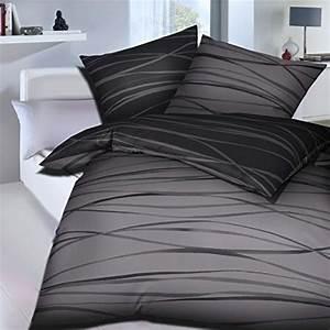 Bettwäsche 200x200 Grau : sch ne bettw sche aus biber grau 200x200 von kaeppel ~ Watch28wear.com Haus und Dekorationen