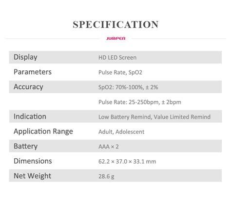 Jumper Fingertip Pulse Oximeter Price in Bangladesh