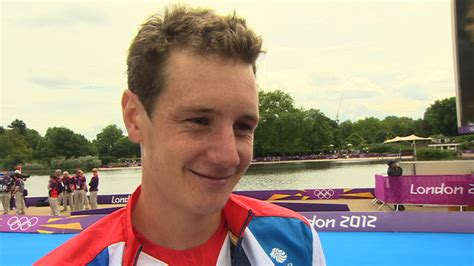 Alistair brownlee is the only athlete to hold two olympic titles in the triathlon event, winning gold medals in the 2012 and 2016 olympic games. Olympic triathlon champion Alistair Brownlee will be the ...
