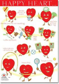 Heart Healthy Posters Free