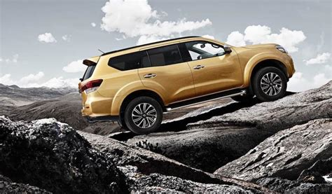 Nissan Terra 4k Wallpapers by Nissan Terra Might Not Come To Malaysia Dsf My