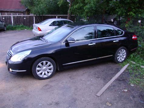 Used 2008 Nissan Teana Pictures 35l Ff Automatic For Sale