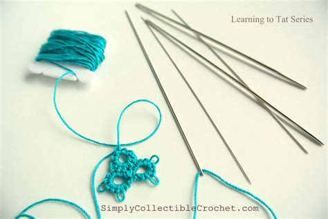 Difference Between Shuttle Tatting, Needle Tatting And Cro