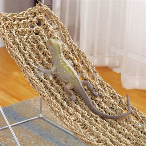 Lizard Hammock by Lizard Hammock Grass Fibers Hammocks Hanging Net Tank
