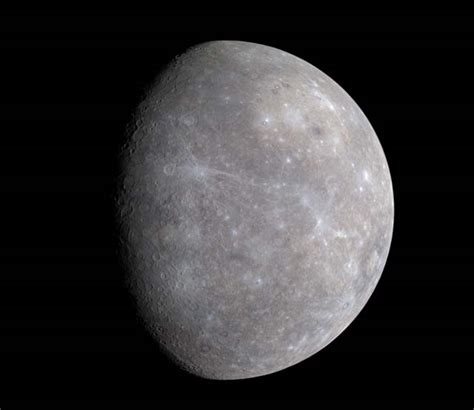 what color is mercury color of mercury