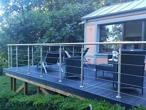 terrasses pilotis essonne artibois91 With terrasse sur pilotis en bois