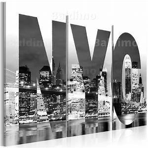 New York Leinwand : wandbilder xxl new york schwarz wei leinwand bilder 120x80 60x40 020111 16 ebay ~ Markanthonyermac.com Haus und Dekorationen