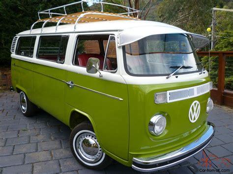 kombi volkswagen for sale vw kombi microbus deluxe restored van vintage retro surf