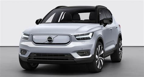 order  volvo xc recharge electric suv today