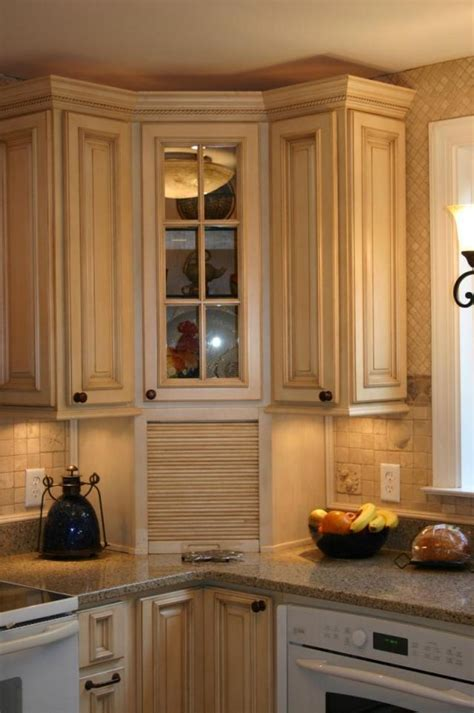 lower corner kitchen cabinet ideas : Kitchen Corner