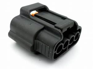 Sumitomo Dl 090 Series 4 Way Wiring Harness Connector Plug