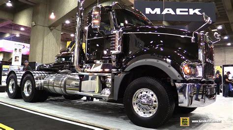 mack titan td  truck  mack mp