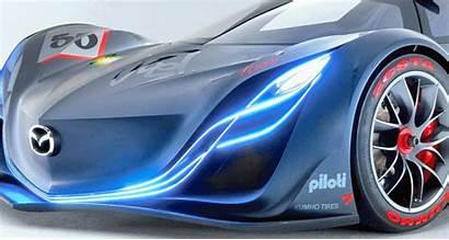Furai Mazda Concept Rotary Flashback 2008 Racing