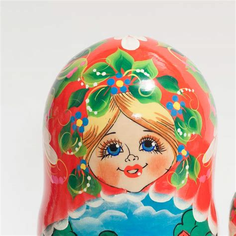 Most recent tracks for #russian doll. Matryoshka Doll Russian Country Life- Russian Stacking Doll - Matryoshka Dolls