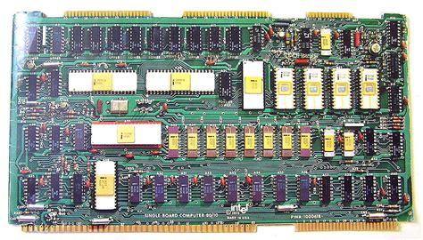 Gold Value Computer Chips Vintage Chip