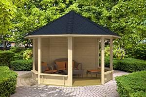 Holz Gartenhaus Aus Polen : gartenpavillon holz aus polen ~ Frokenaadalensverden.com Haus und Dekorationen