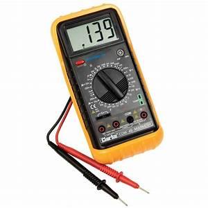 How Digital Multimeter Works  Description  U2013 Analyse A Meter