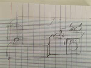 Meuble Sous Plan De Travail : comment fixer un meuble sous plan de travail ~ Teatrodelosmanantiales.com Idées de Décoration