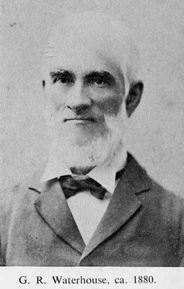 George Robert Waterhouse - Wikipedia